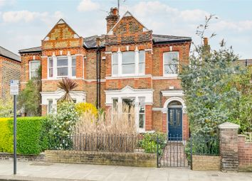 Rylett Crescent, London W12. 4 bed semi-detached house for sale