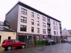Thumbnail 2 bed flat to rent in Hotspur Street 110 Flat 2/2, Glasgow