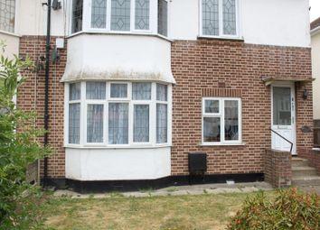 Thumbnail 2 bedroom flat to rent in Tudor Gardens, Shoeburyness, Essex