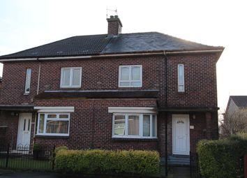 Thumbnail 3 bed semi-detached house for sale in Dumbuck Road, Dumbarton