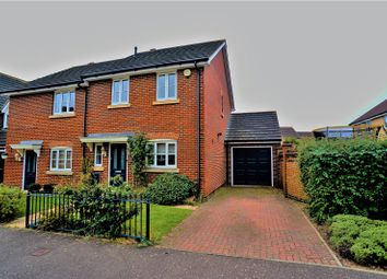 Thumbnail 3 bed semi-detached house to rent in Galleon Way, Upnor, Rochester