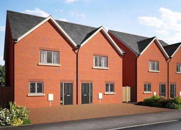 "Thumbnail 2 bedroom semi-detached house for sale in ""The Adare"" at Avery Hill Road, London"