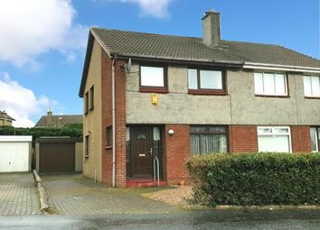 Thumbnail 3 bed semi-detached house for sale in Inchmurrin Drive, Kilmarnock, East Ayrshire