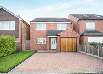 Thumbnail 4 bedroom detached house for sale in Ethel Avenue, Hucknall, Nottingham