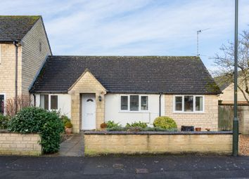 Thumbnail 3 bed semi-detached bungalow to rent in Park Farm, Bourton-On-The-Water, Cheltenham