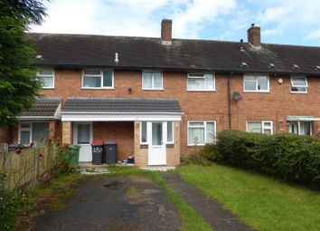 Thumbnail 3 bed terraced house for sale in Crescent Road, Hadley, Telford