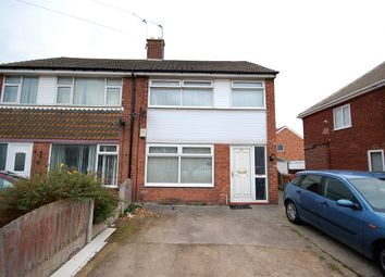 Thumbnail 3 bed semi-detached house for sale in Beechwood Grove, Blackpool, Lancashire