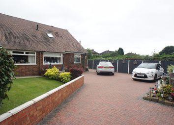 Thumbnail 2 bed semi-detached bungalow for sale in Hazel Grove, Paddington, Warrington