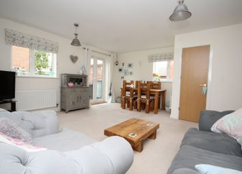 Thumbnail 3 bed end terrace house for sale in Greyhound Croft, Hinckley