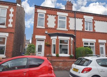 Thumbnail 2 bed end terrace house for sale in Bulkeley Road, Cheadle