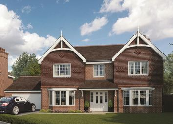 Thumbnail 5 bed detached house for sale in Medstead, Alton, Hampshire