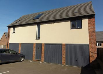 Thumbnail 2 bed duplex to rent in Neptune Road, Wellingborough