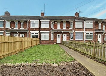 Thumbnail 3 bedroom terraced house for sale in Sunningdale Road, Hull