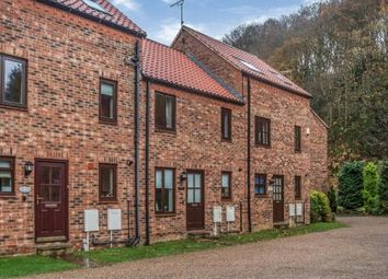 Thumbnail 3 bed terraced house for sale in Riverside Walk, Larpool Lane, Whitby, North Yorkshire