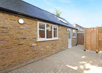 Thumbnail 1 bed terraced bungalow to rent in Bungalow, Park Road, Colliers Wood