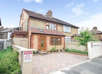 Thumbnail 5 bed semi-detached house for sale in Brookfield Road, Edmonton