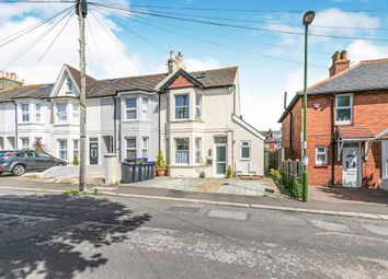 Thumbnail 1 bedroom flat for sale in Southview Road, Southwick, Brighton