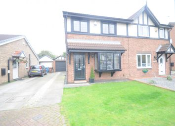 Thumbnail 3 bedroom semi-detached house for sale in The Orchard, Hull, North Humberside