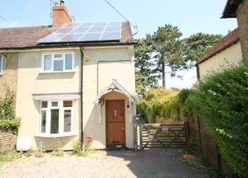 Thumbnail 3 bed semi-detached house for sale in Church End, Edlesborough, Buckinghamshire