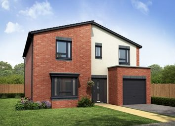 Thumbnail 5 bedroom detached house for sale in Plot 14, The Allerton, Hansons View, Kimberley, Nottingham