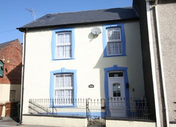 Thumbnail 4 bed end terrace house for sale in National Street, Tywyn, Gwynedd
