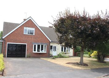 Thumbnail 4 bed detached house for sale in High Lees, Sharnford, Hinckley
