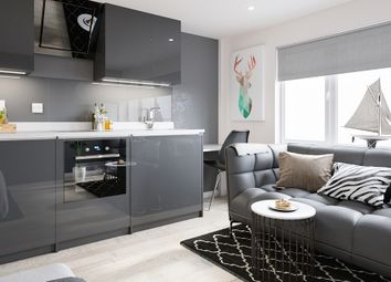 Thumbnail 1 bed flat for sale in 5 Missouri Avenue, Salford