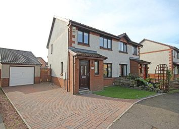 Thumbnail 3 bed semi-detached house for sale in Foxknowe Place, Eliburn, Livingston