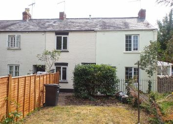 Thumbnail 2 bed terraced house to rent in Clarkes Close, Chard
