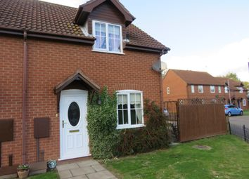 Thumbnail 2 bed semi-detached house for sale in Maple Grove, Holbeach, Spalding