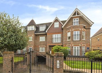 Thumbnail 2 bed flat to rent in Queensborough House South, 18 Oatlands Chase, Weybridge, Surrey