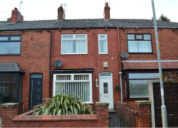 Thumbnail 2 bed terraced house for sale in Jubilee Road, Manchester
