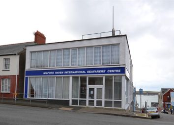 Thumbnail Office for sale in Robert Street, Milford Haven