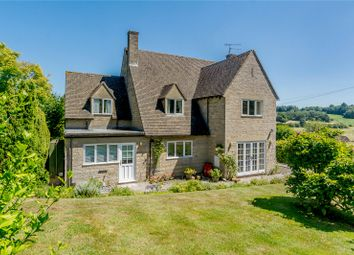Thumbnail 4 bed detached house for sale in Rendcomb, Cirencester, Gloucestershire