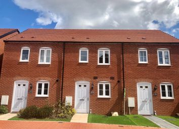 Thumbnail 2 bed terraced house for sale in Lysaght Avenue, Newport