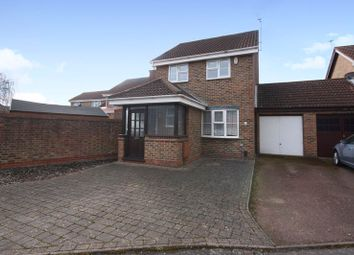 Thumbnail 3 bed detached house for sale in Kingsash Drive, Yeading, Hayes