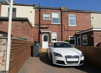 Thumbnail 2 bed terraced house to rent in Clubmill Terrace, Chesterfield