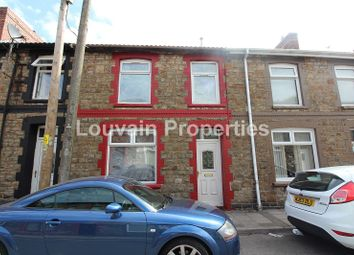 Thumbnail 3 bed terraced house to rent in Mount Pleasant Road, Ebbw Vale, Blaenau Gwent.