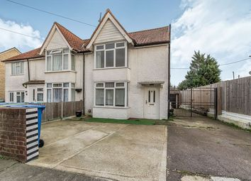 Thumbnail 3 bed terraced house to rent in Oak Road, Sittingbourne