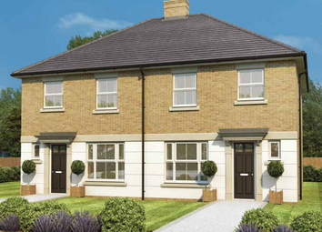 Thumbnail 3 bed semi-detached house for sale in Lancaster Mews, Water Lane, York, North Yorkshire