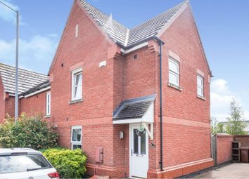 Thumbnail 3 bed end terrace house for sale in Brigadier Close, Northampton