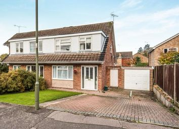 Thumbnail 3 bedroom semi-detached house for sale in Bagshot, Surrey