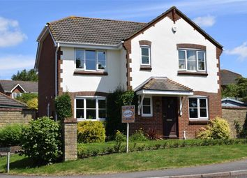 Thumbnail 4 bed detached house for sale in Garth Close, Chippenham, Wiltshire