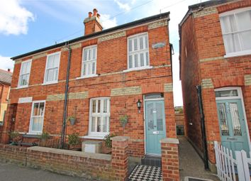 Thumbnail 2 bed semi-detached house for sale in Weybridge, Surrey