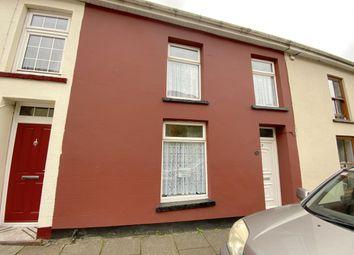 Thumbnail 4 bed terraced house for sale in Edmondstown Road, Edmondstown -, Tonypandy