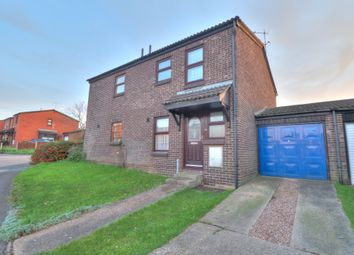 Thumbnail 3 bed semi-detached house for sale in Thamley, Purfleet