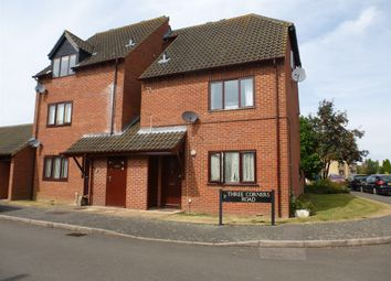 Thumbnail 2 bedroom flat for sale in Three Corners Road, Greater Leys, Oxford