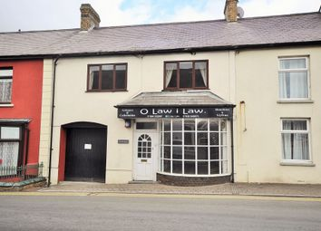 Thumbnail Retail premises for sale in Corvus Terrace, St. Clears, Carmarthen