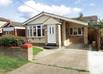 Thumbnail 2 bed detached bungalow for sale in Borrett Avenue, Canvey Island