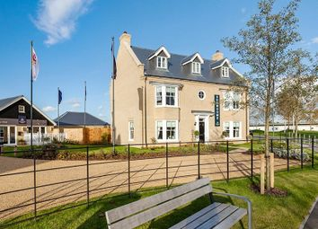 Thumbnail 5 bed detached house for sale in Alconbury Weald, Alconbury, Huntingdon, Cambridgeshire